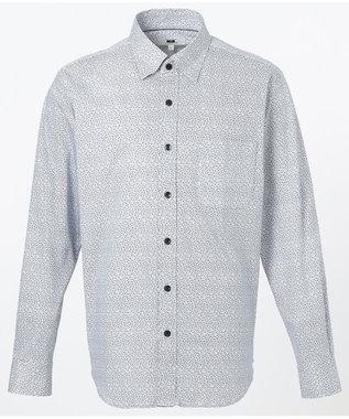 コンパクトジャージープリント シャツ