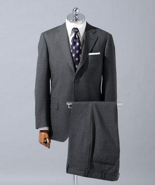 J.PRESS MEN 【BASIC】ペピンメリノトロピカル スーツ グレー系