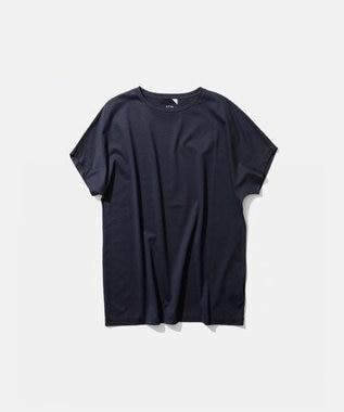 ATON SUVIN 60/2 | キャップスリーブTシャツ