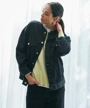 【Sサイズ有】デニム オーバーサイズ ジャケット