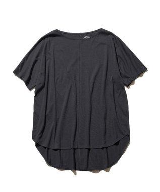 J.PRESS YORK STREET 【WOMEN】30/1 天竺 Tシャツ グレー系
