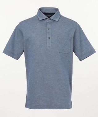JCバーズアイジャガード ポロシャツ