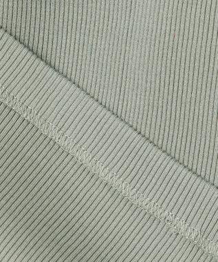 ICB L 【マガジン掲載】Maru カップ付 キャミソール(番号CD35) スモーキーグリーン系