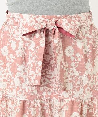 TOCCA 【洗える!】STATICE SKIRT スカート ピンク系5
