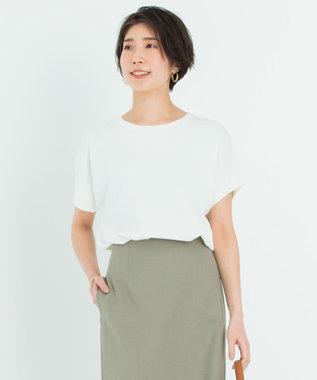 【マガジン掲載】レーヨンポリエステル ストレッチ ニット(番号2H49)