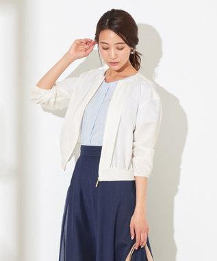 【洗える】カットライクシャツ ブルゾン