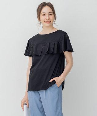 【Sサイズ有】BIGフリルジャージー Tシャツ