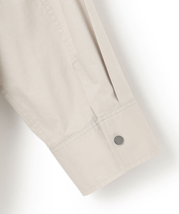 ICB 【マガジン掲載】Sundial ミリタリーシャツ(番号CH26)
