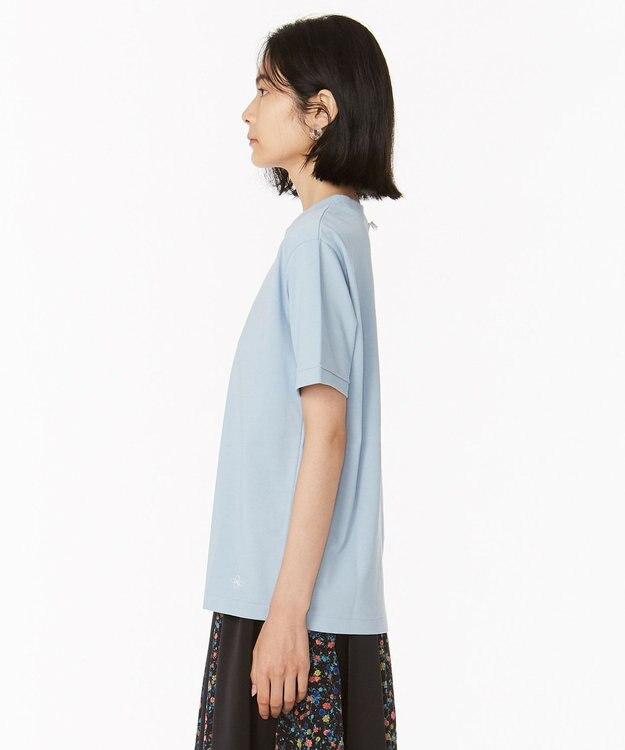 ANEVER 【SEDUM】洗える パッケージTシャツ