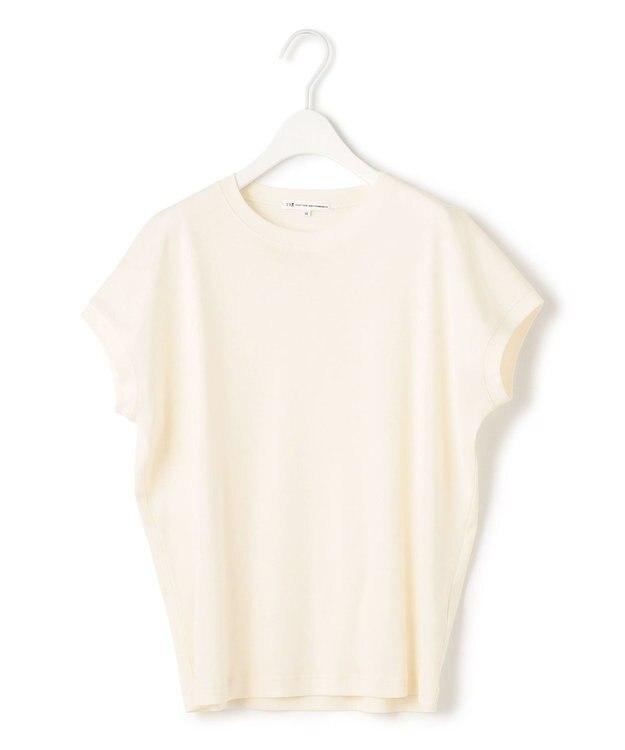 23区 S 【ONWARD MAG】フレンチ スリーブ  IT Tシャツ