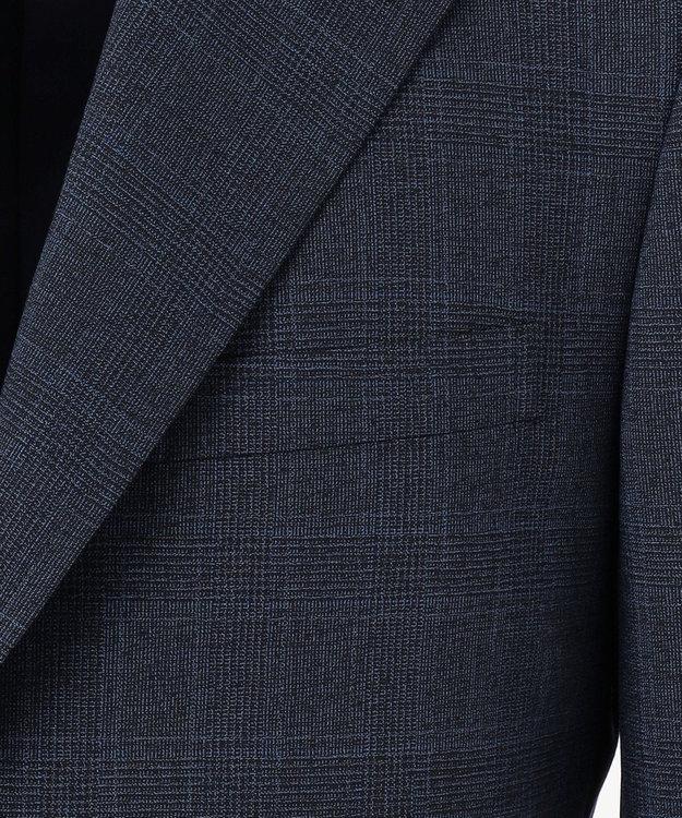 J.PRESS MEN 【CUBA BEACH MASTERPIECE】シルクツイストチェック スーツ