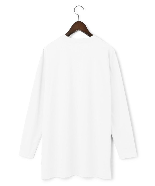 23区 S 【中村アンさん着用】コットンベアジャージー 長袖 Tシャツ(番号2F67)