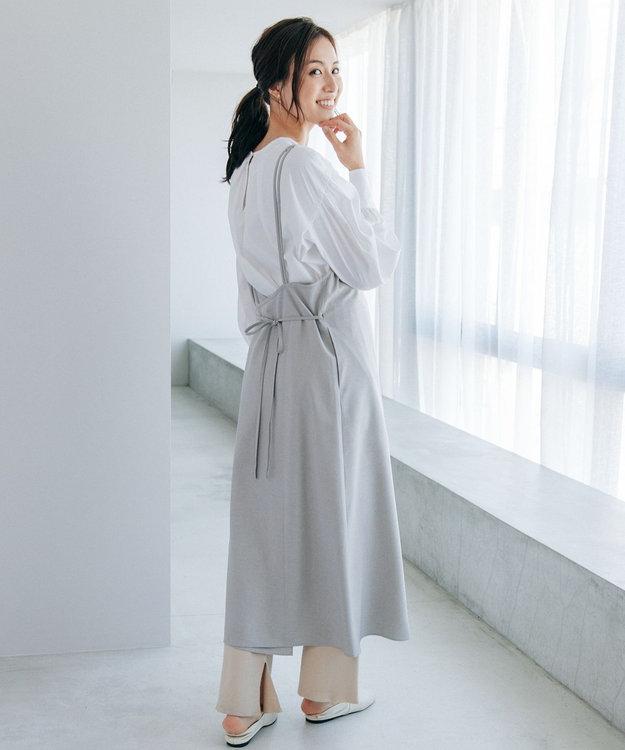 #Newans 【笹川友里さんコラボ】ドレスエプロン