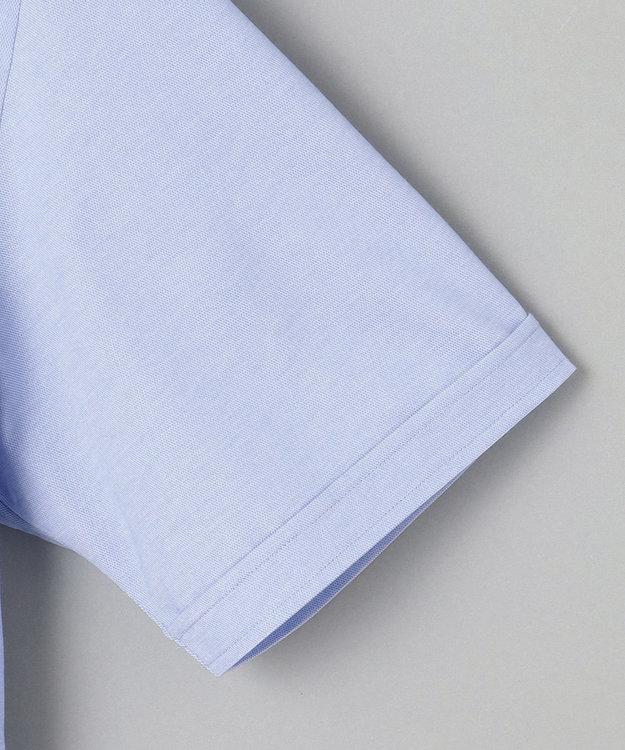 GOTAIRIKU 【COOLBIZ / リモートワークにも】COOLMAX 前開きポロシャツ