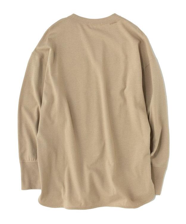 ONWARD Design Diversity 【IIQUAL】ラウンドボトム ロングスリーブ Tシャツ