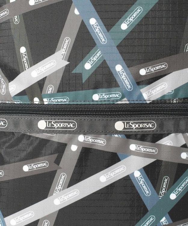 LeSportsac CARRIER BACKPACK/ラップド ブラック