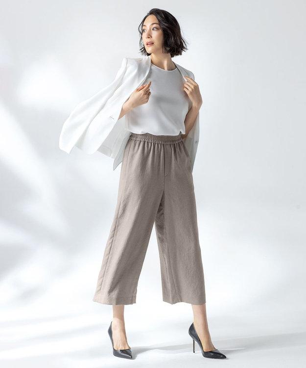 BEIGE, 【S-size】RUIRU / ワイドパンツ