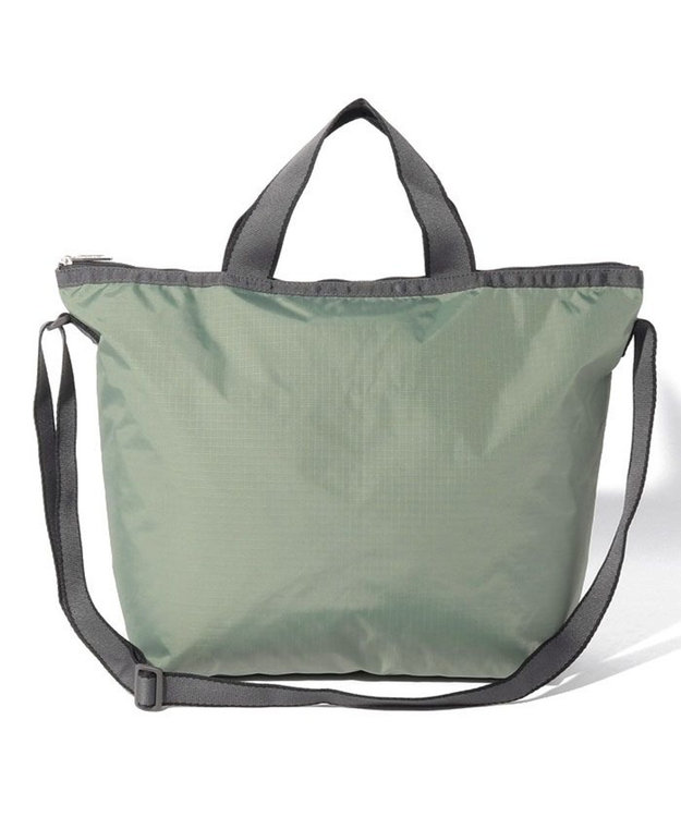 LeSportsac DELUXE EASY CARRY TOTE/マラード シークレット