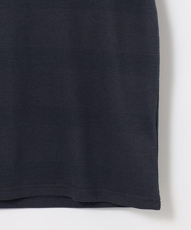 J.PRESS MEN リンクスシャドーボーダー Tシャツ
