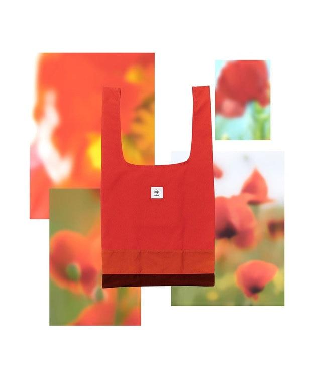 ANEVER 【BURNET】洗える エコトート バッグ