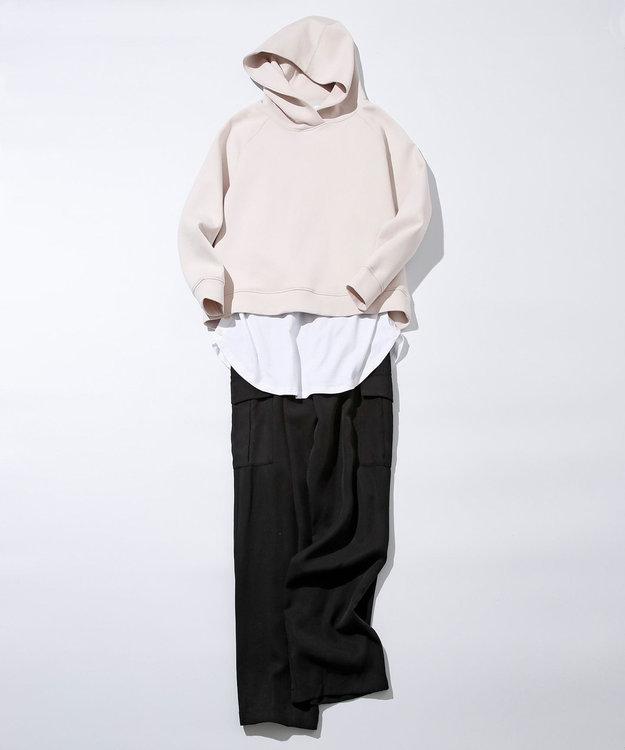 組曲 S 【洗える】リラックス カーゴパンツ(KD22)