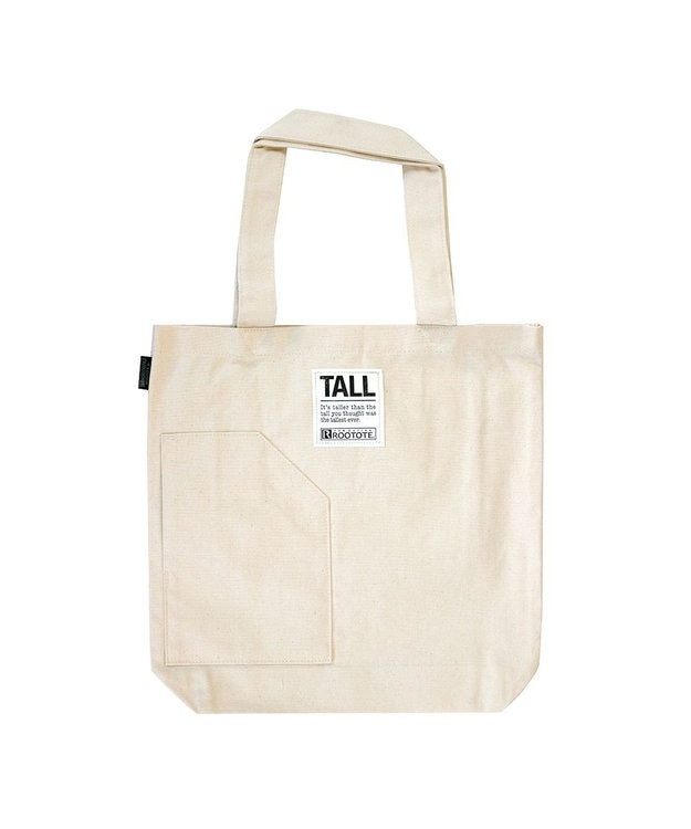 ROOTOTE 6365【受注生産 / 期間限定商品】OE.TALL.肉子ちゃん-A 映画『漁港の肉子ちゃん』 × ROOTOTE コラボトートバッグ