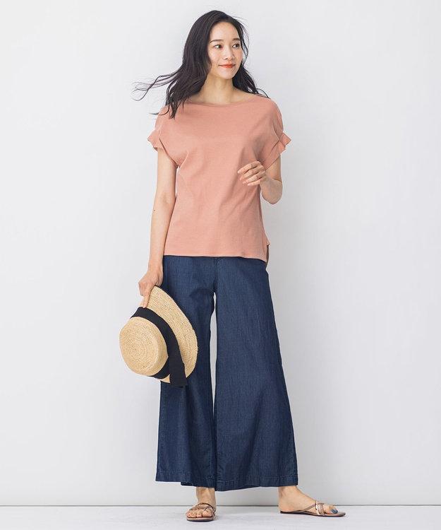 自由区 【WEB限定カラー有】ライトオンスデニム パンツ