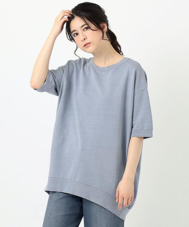 any FAM 【オーガニックコットン】オーガビッツミニ裏毛 Tシャツ
