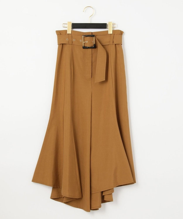 GRACE CONTINENTAL イレギュラーマーメイドスカート