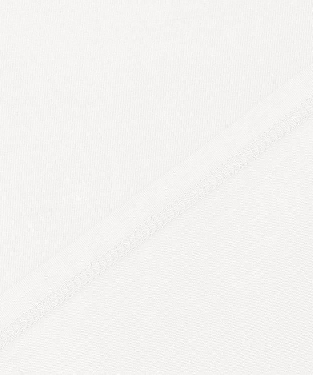 23区 【中村アンさん着用】コットンベアジャージー 長袖 Tシャツ(番号2F67)