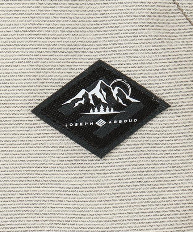 JOSEPH ABBOUD 【JOSEPH ABBOUD MOUNTAIN】スラブシャンブレーストレッチ ショートパンツ