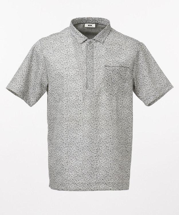 JOSEPH ABBOUD リネントップカノコ ポロシャツ