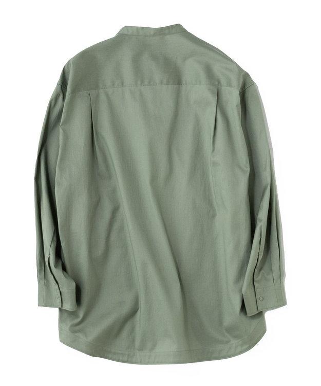 ONWARD Design Diversity 【IIQUAL】スタンドカラー シャツ