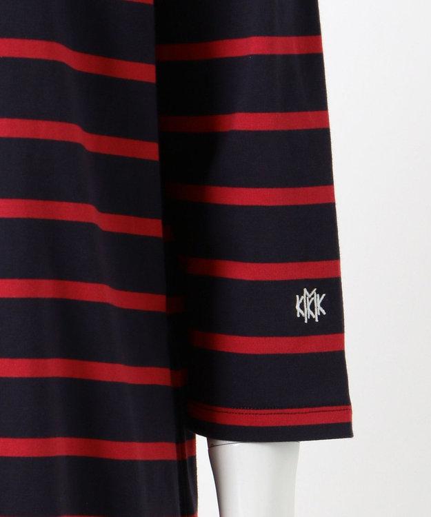 組曲 L 【KMKK】コットンテンジク ボートネック ワンピース(KF68)