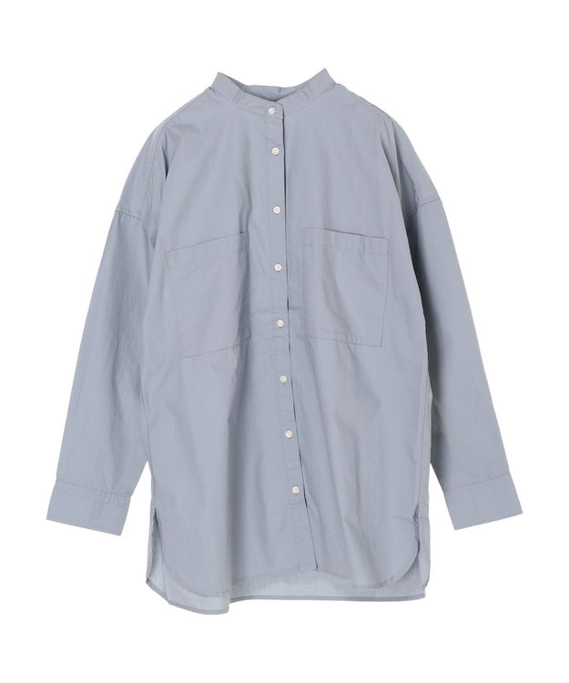 Green Parks 両ポケット付きワークチュニシャツ