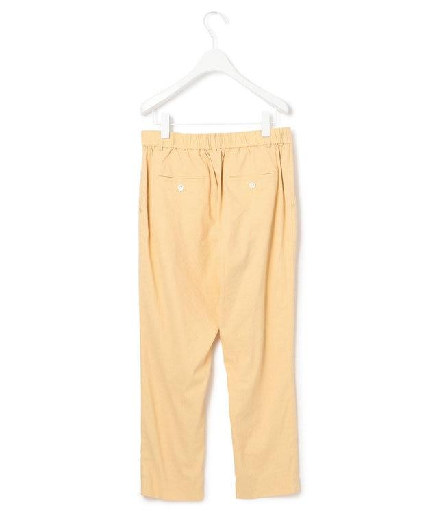 23区 L 【中村アンさん着用】リネンビスコーステーパード パンツ(番号H52)