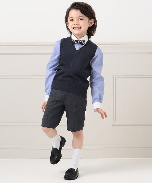 J.PRESS KIDS 【120-130cm】クレリック シャツ