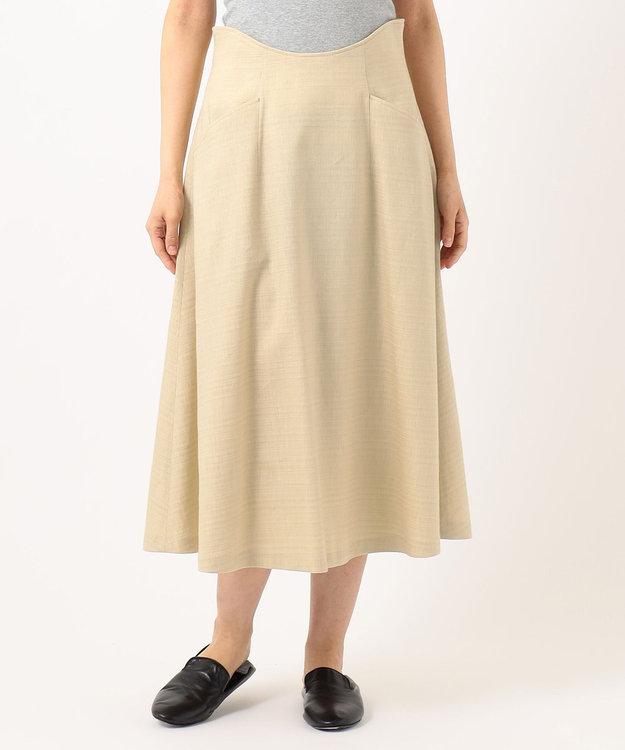 JOSEPH 【JOSEPH STUDIO】キャンバスストレッチ スカート