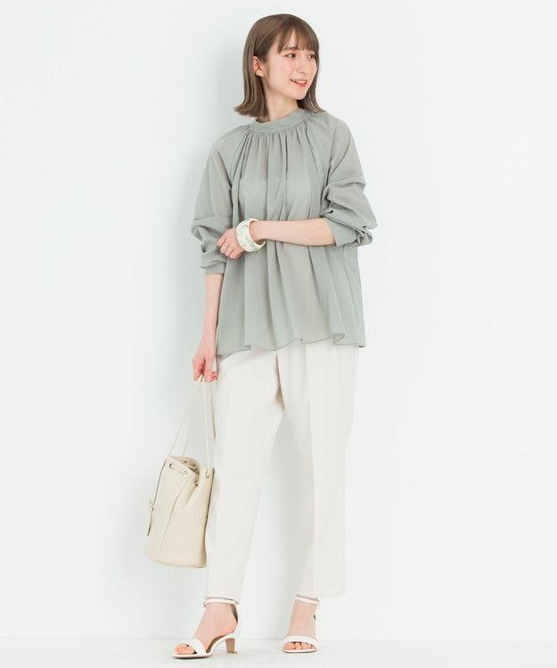 23区 【ONWARD MAG】イットパンツ