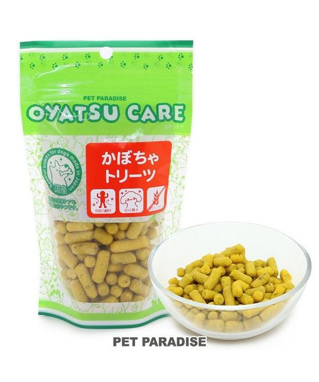 PET PARADISE 犬 おやつ 国産 かぼちゃトリーツ 100g 犬オヤツ 犬用 ペット