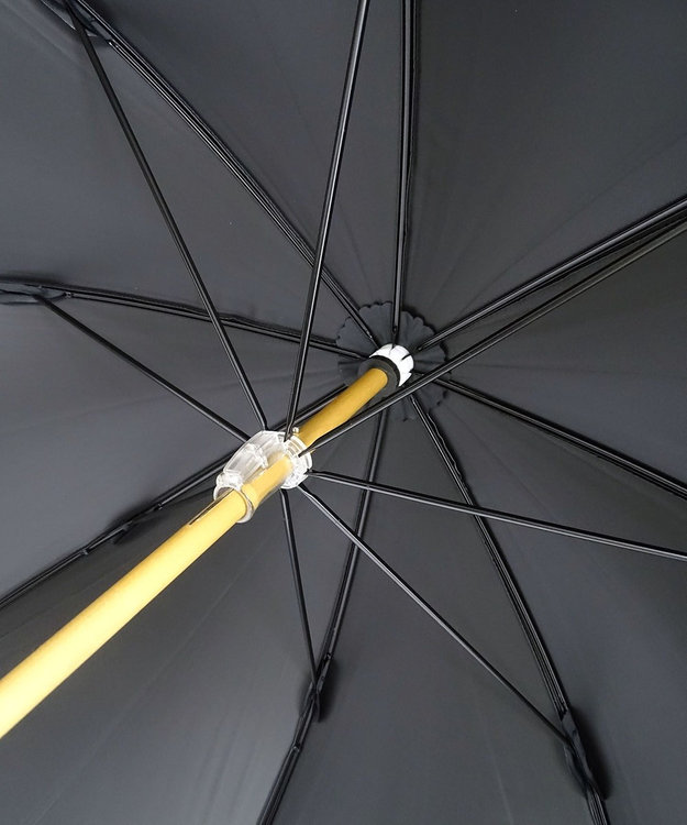 +RING 【プラスリング】【数量限定】レディース向け 晴雨兼用(長ショート) 遮光 BLK-PTN T938