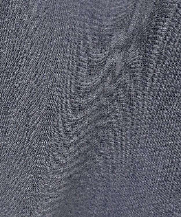23区GOLF 【MEN】【TATRAS/H.I.P by SOLIDO】コットンナイロンシャンブレーパンツ