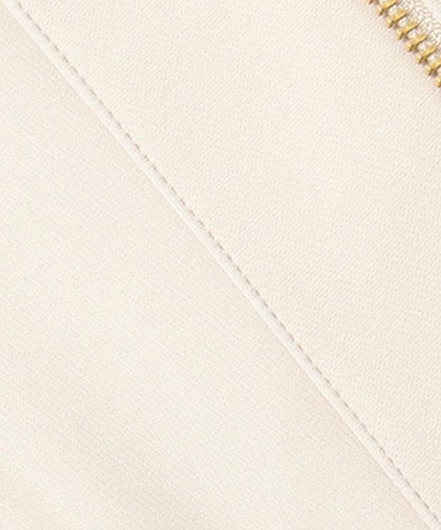 any SiS 【洗える】フーデットロング アウター