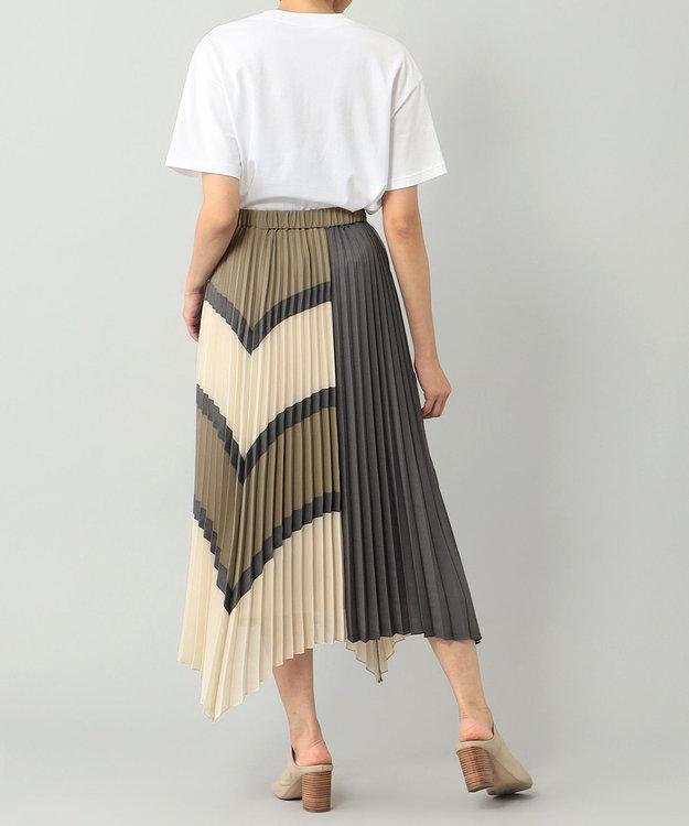 GRACE CONTINENTAL フラワープリントTシャツ