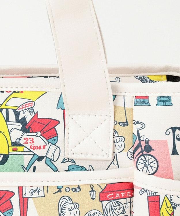 23区GOLF 【UNISEX】25周年 スペシャルカートバッグ