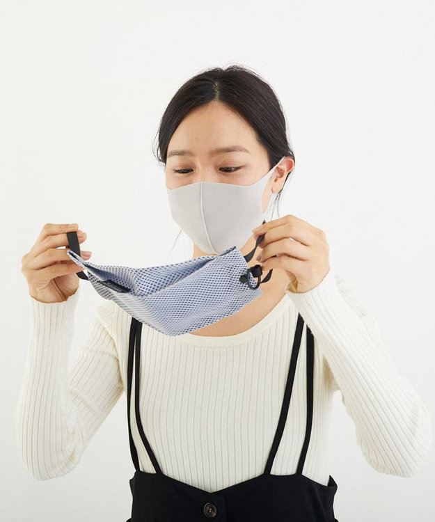 ROOTOTE 6780【マスクケース】/ CJ.withROO.マスクト.plain-A