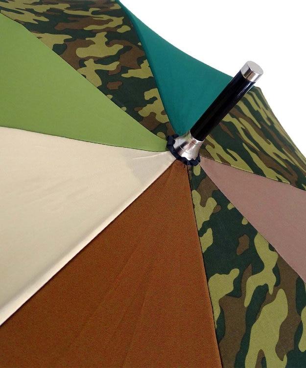 +RING 【プラスリング】【数量限定】UNISEX 雨傘(長)60cm MLT T973