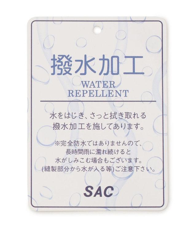 SAC 撥水ナイロン素材ミニショルダーバッグ  Happy&Sac