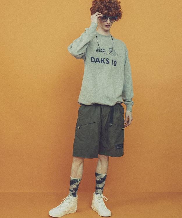 DAKS 【DAKS10】ロゴスウェット カットソー
