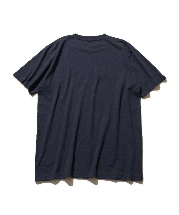 J.PRESS YORK STREET 【UNISEX】ブルドック カレッジ Tシャツ